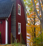 Gorgeous Barn  Royalty Free Stock Images