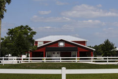 Red Barn Royalty Free Stock Images