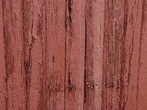 Red Barn Siding Royalty Free Stock Photos