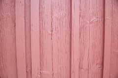 Red barn wall Stock Photos