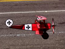 Red Baron Royalty Free Stock Photography