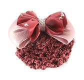 Red barrette Royalty Free Stock Photos