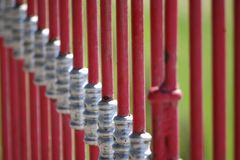 Red bars Royalty Free Stock Photography