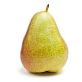 Red Bartlett Pear Stock Photo