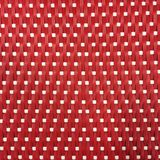 Red basket weave background Stock Image
