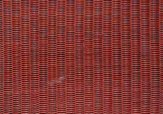 Red basketwork Royalty Free Stock Images