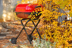 Red BBQ Stock Image