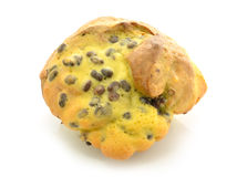 Red bean bread Royalty Free Stock Image