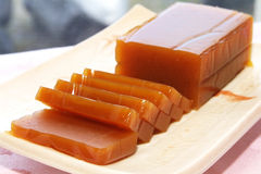 Free Red Bean Jelly Royalty Free Stock Photos - 15510118