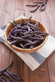 Red bean pods Stock Photography
