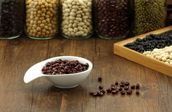 Red bean Royalty Free Stock Photo