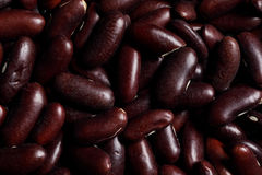 Red bean raw food ingredient texture. Macro close up detailed Stock Images