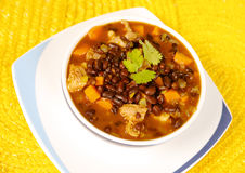 Red bean soup Royalty Free Stock Photos