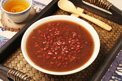 Red bean soup Royalty Free Stock Photography