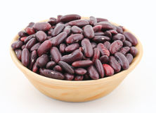 Red Beans azuki beans Stock Images