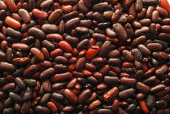 Red beans background Stock Photos