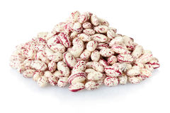 Red beans heap Stock Image