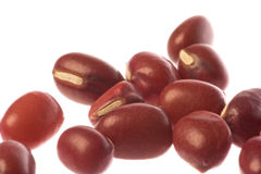 Red Beans Macro Stock Image