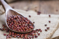 Red Beans Royalty Free Stock Photography
