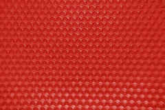 red beautiful honeycomb background Royalty Free Stock Photos
