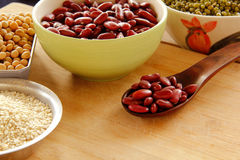 Red beens Stock Images