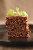 Red Beet Root Cake Stock Photo