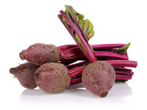 Red Beet root Royalty Free Stock Photography