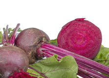 Red beet. Stock Photos