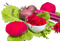 Red beet. Royalty Free Stock Photo