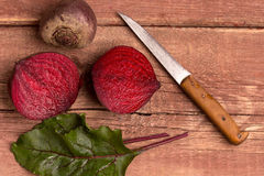 Red beet Royalty Free Stock Photos