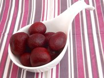 Red beetroot Stock Photo