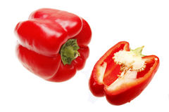 Free Red Bell Pepper Stock Image - 15672001