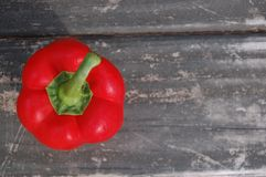 Red bell pepper Royalty Free Stock Photos