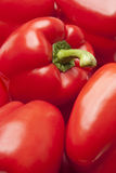 Red Bell Pepper Close Up Royalty Free Stock Image