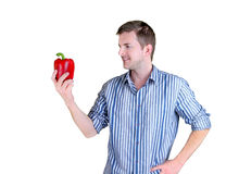 Red Bell Pepper Stock Photos