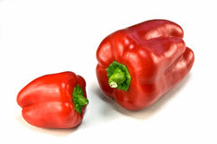 Red Bell Peppers Royalty Free Stock Image