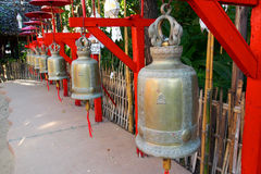 Red bells Royalty Free Stock Photo