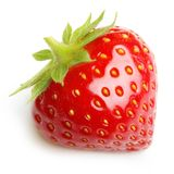 Red berry strawberry Stock Photos