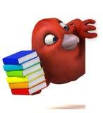 Red bird Stock Photography