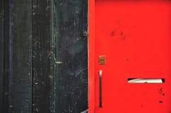 Red&black Fotografie Stock Libere da Diritti