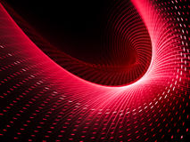 Red and black abstract background Royalty Free Stock Photo
