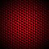 Red and Black Abstract Background Stock Photography
