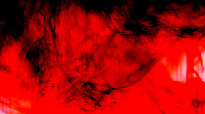 Red and black  abstract background Royalty Free Stock Images