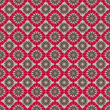 Red and black abstract pattern Royalty Free Stock Photo