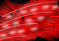 Red and black background Stock Photo