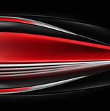 Red and black background Royalty Free Stock Image