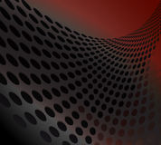 Red black background Royalty Free Stock Image