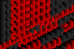 Red black block Background Royalty Free Stock Photos
