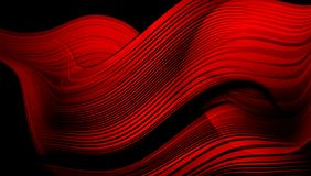 Red and black blur abstract background vector design, colorful blurred shaded background, vivid color vector illustration. stock photos