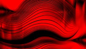 Red and black blur abstract background vector design, colorful blurred shaded background, vivid color vector illustration. stock photo